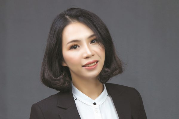 IN THE SPOTLIGHT LA SPA DIRECTOR: MS BUI THI KIM CUC
